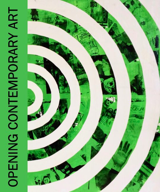 Cover image for Opening Contemporary Art